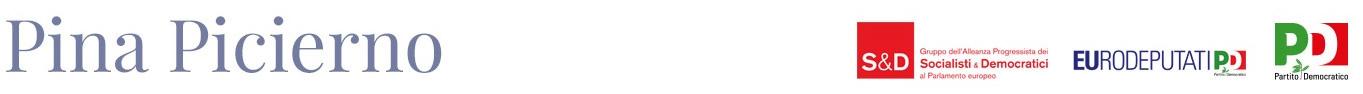 Pina Picierno Sito Ufficiale Logo