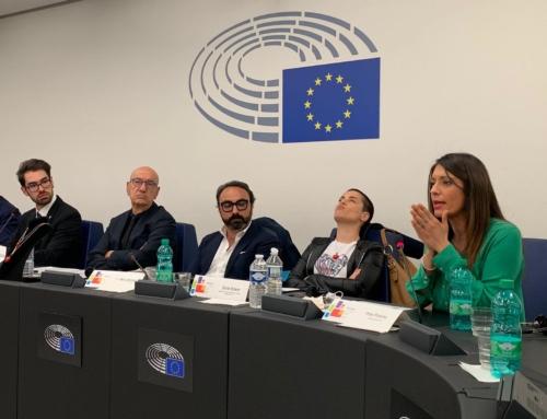 Conferenza stampa contro il femminicidio